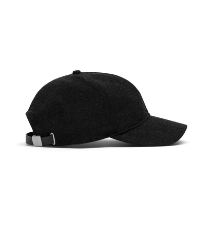 Stretch Twill 6-Panel Cap