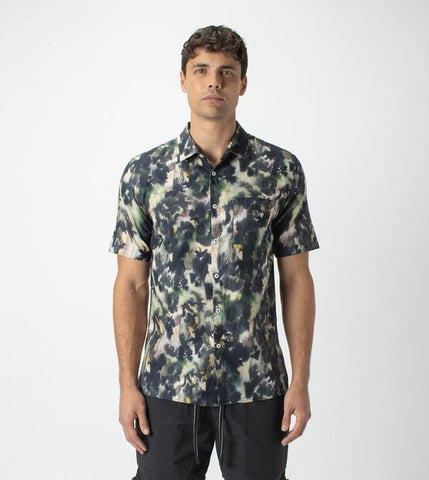 Foliage Short Sleeve Shirt