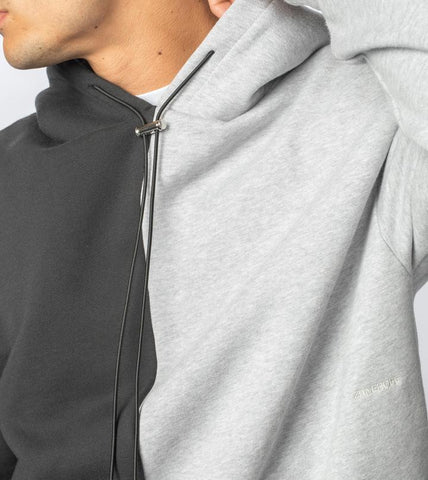 Splice Hooded Sweater