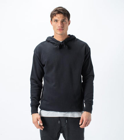 Rugger Hood Sweater