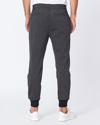 Elmwood Jogger - Iced Black