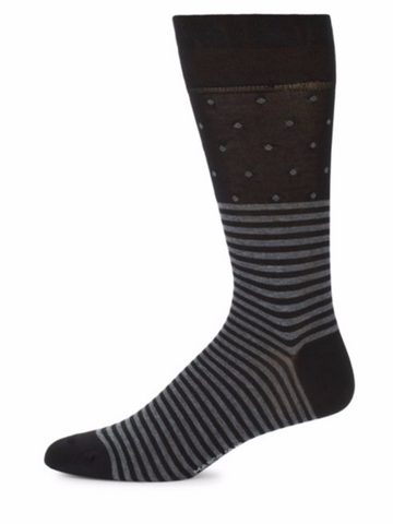 Stripe and Dotted Socks