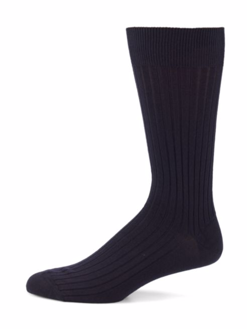 Solid Merino Wool Socks