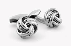 Royal Cable Knit Cufflinks