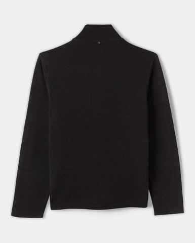 Pima Cotton Pique Sweater