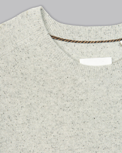 Heirloom Saddle Sweater