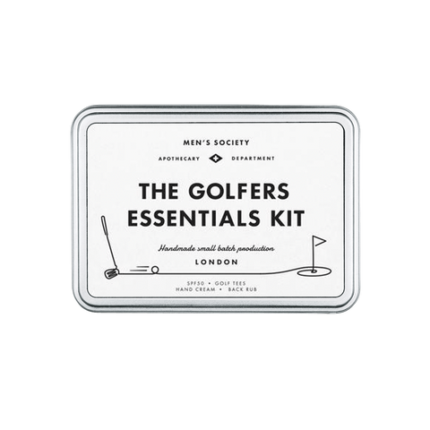 Golfer's Essentials Kit