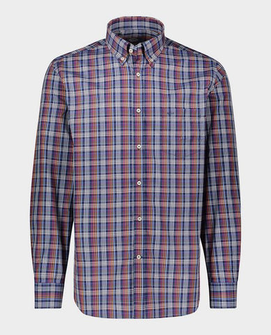 Multi Checked Shirt