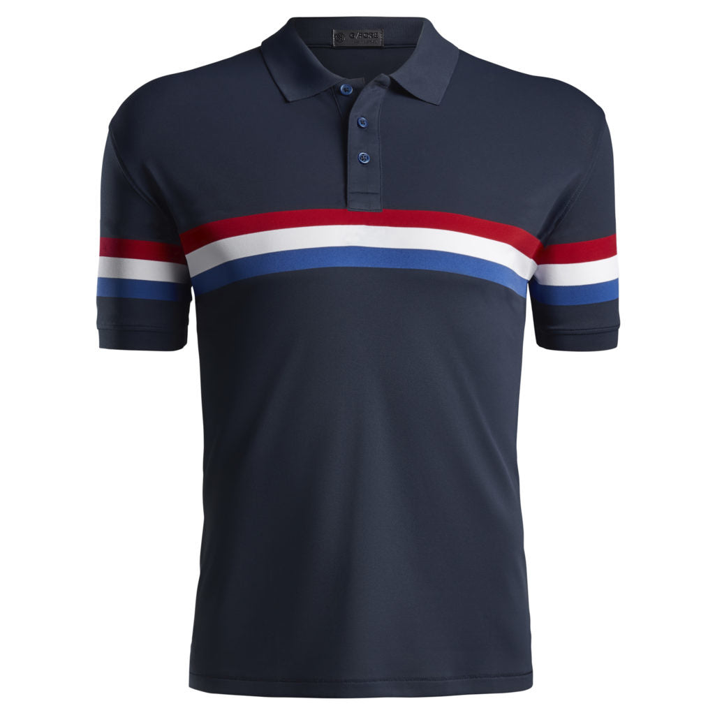 Liberty Stripe Polo