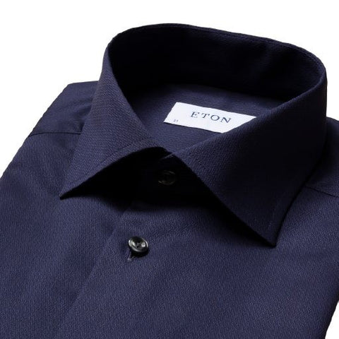 Slim Fit - Textured Shirt