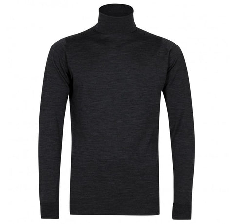 'Richards' Roll Neck Jumper