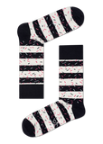 Sprinkle Stripe Sock