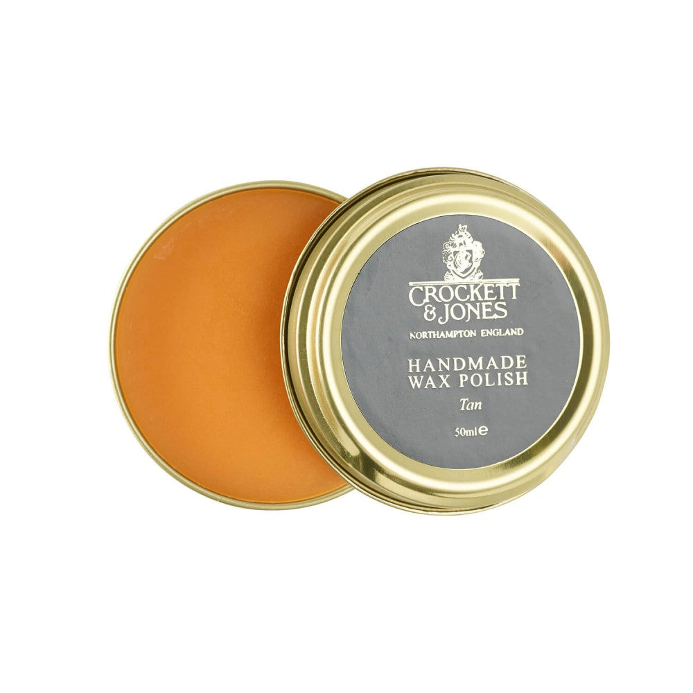 Wax Polish - Tan