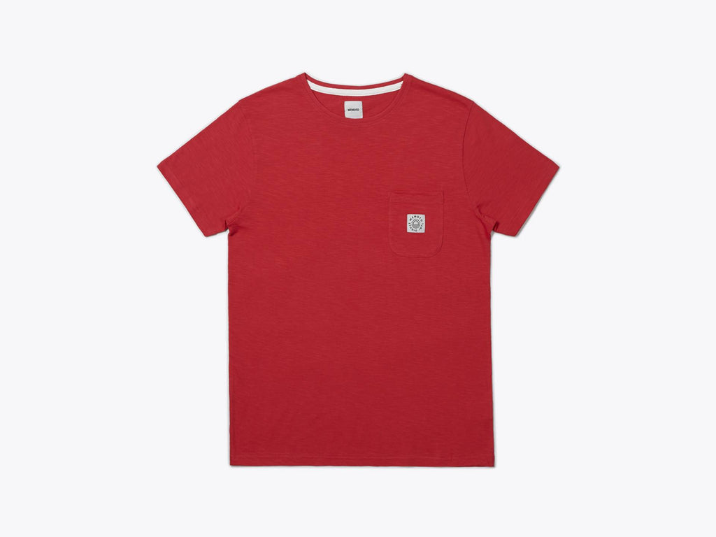 Toby - Slub Yarn Pocket T-Shirt