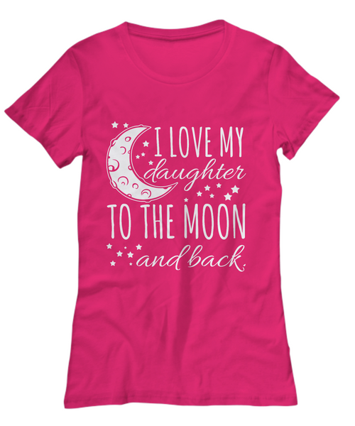 Moon and Back Tee - Daughter