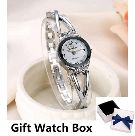 Women's Rhombus Crystal  Wristwatch