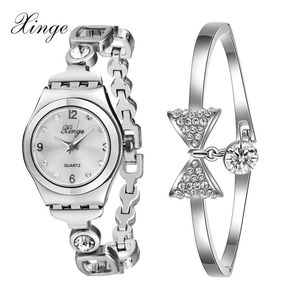 Xinge XG589 Women's Quartz Dress Wristwatch