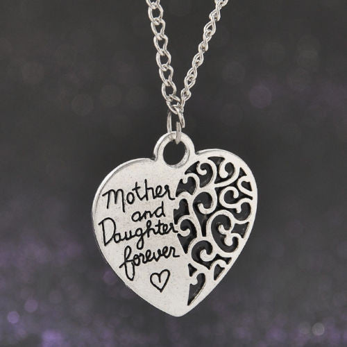Mother Daughter Forever Necklace