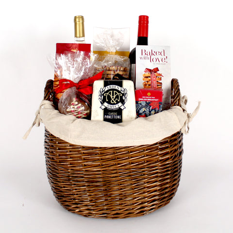 958e1f7cfea94 The Canterbury Hamper contains a cheerful collection of festive goodies and  at £29.99 it is an absolute steal! Each luxury essential has been carefully  ...
