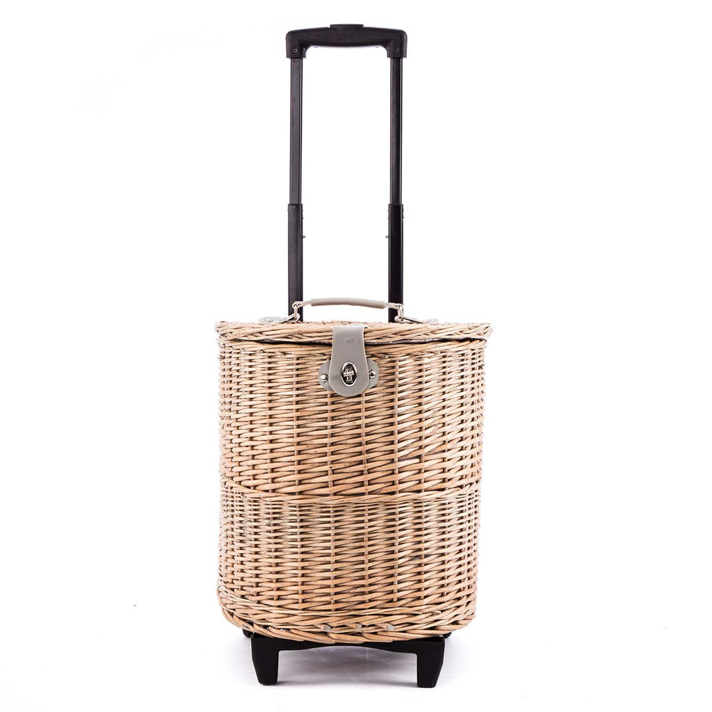 The Wheely Cooler Basket