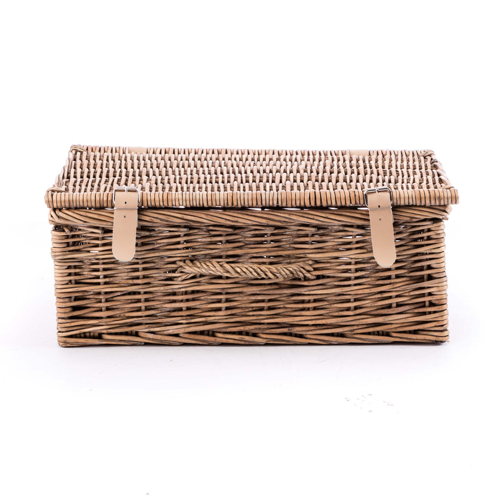 The Oak Leaf Unfitted Hamper