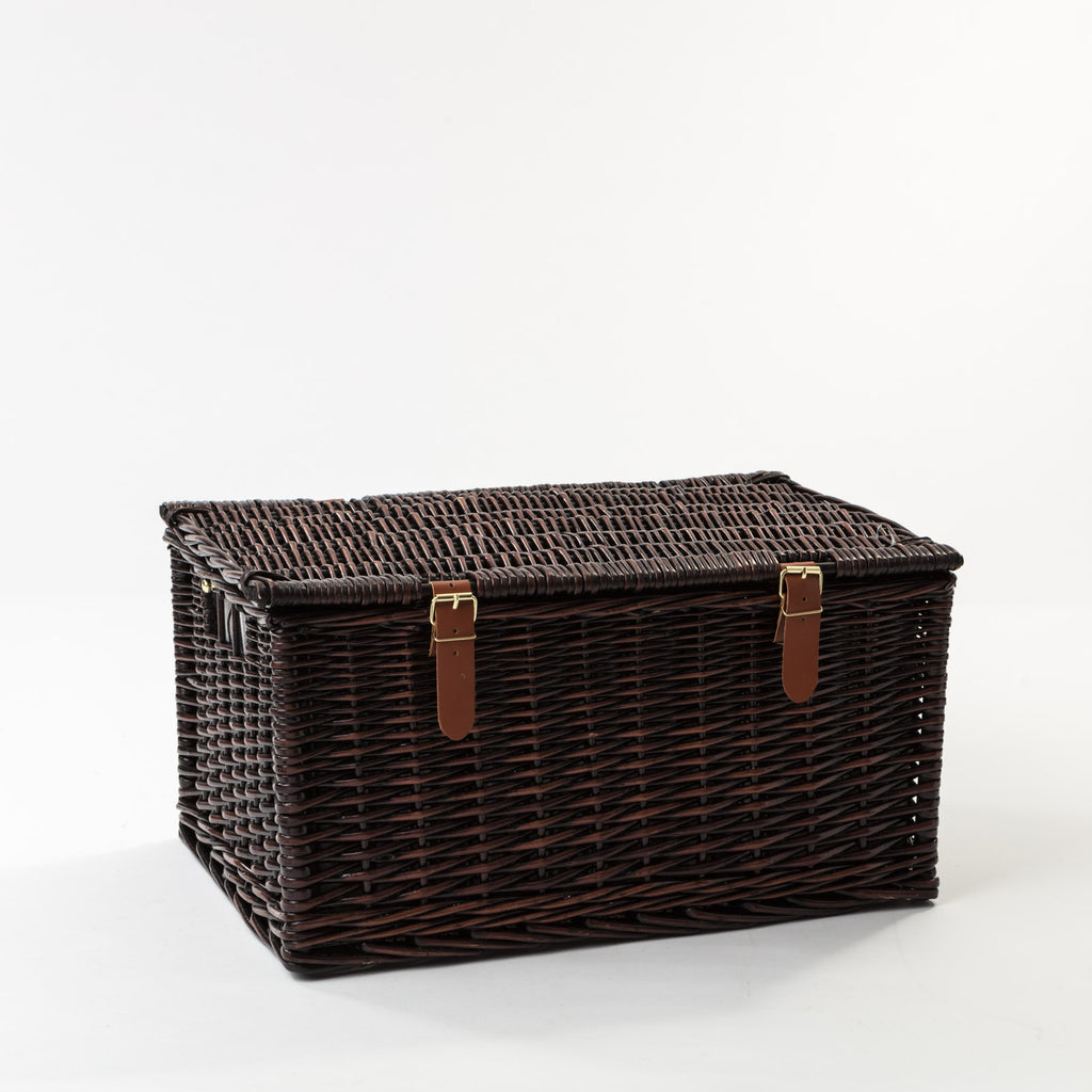 The Big Day Out 4 Person Fully Fitted Picnic Hamper