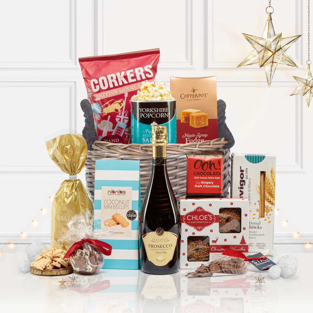 The Cosy Night In Family Christmas Hamper