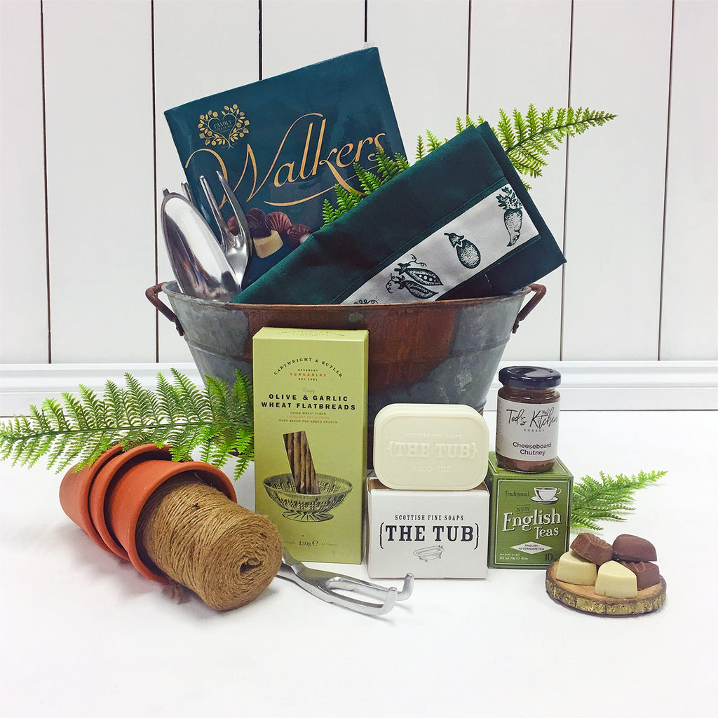The Gardener's Survival Kit Gift