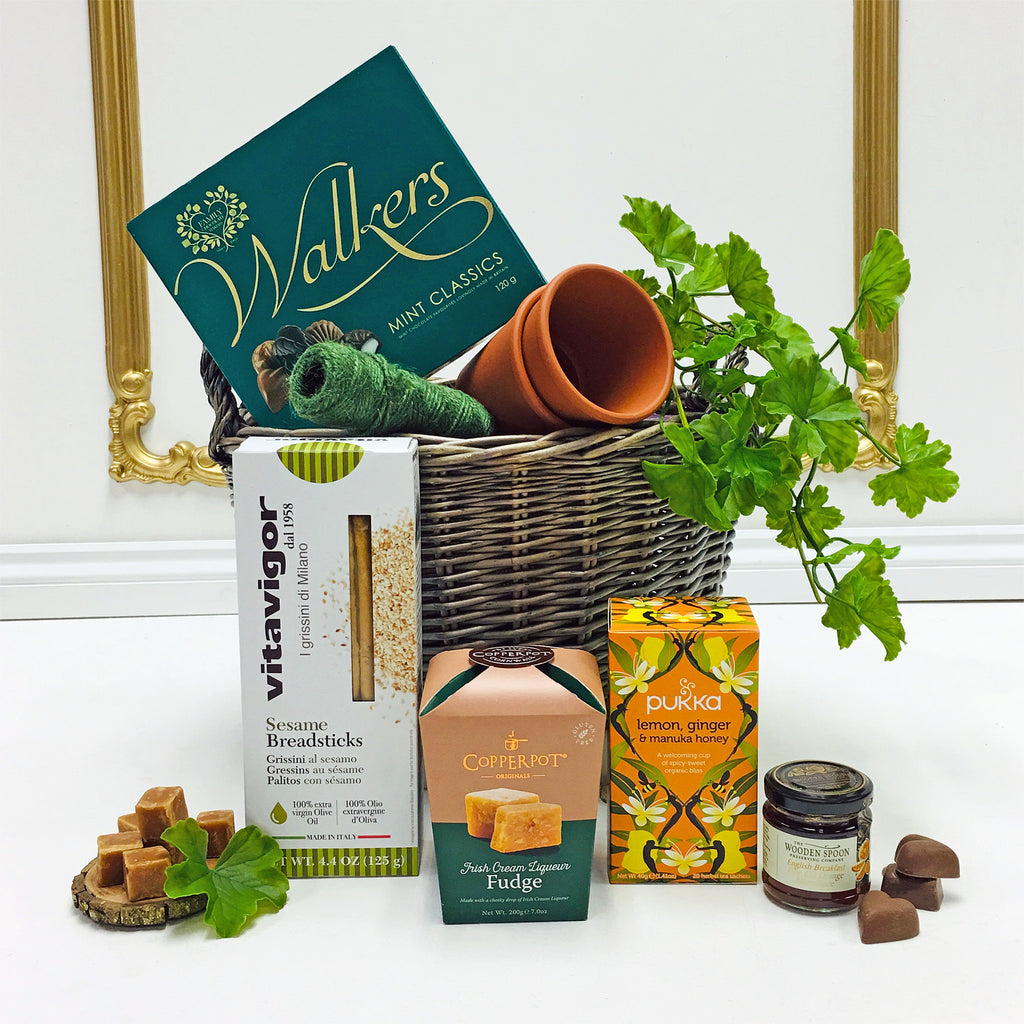 The Gardener's Relaxing Essentials Gift Hamper