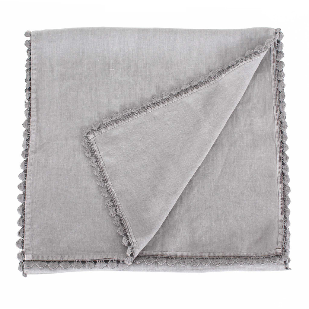 Grey Table Runner