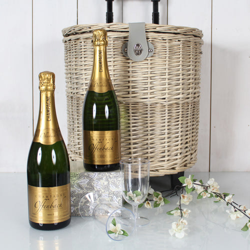 Todhunter - Wheely Picnic Champagne Hamper