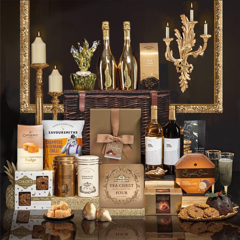 The Pure Indulgence Christmas Hamper