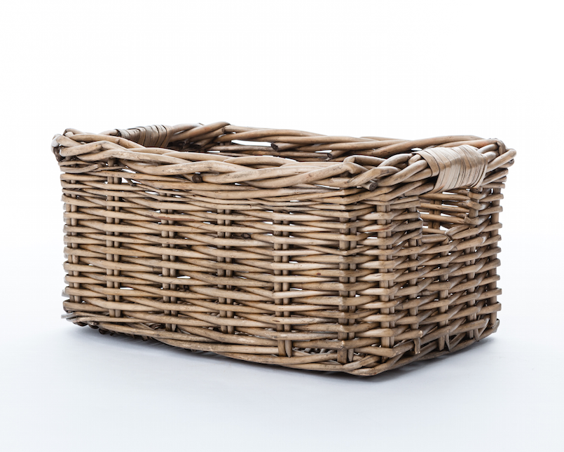 Todhunter Small Willow Basket Open Top