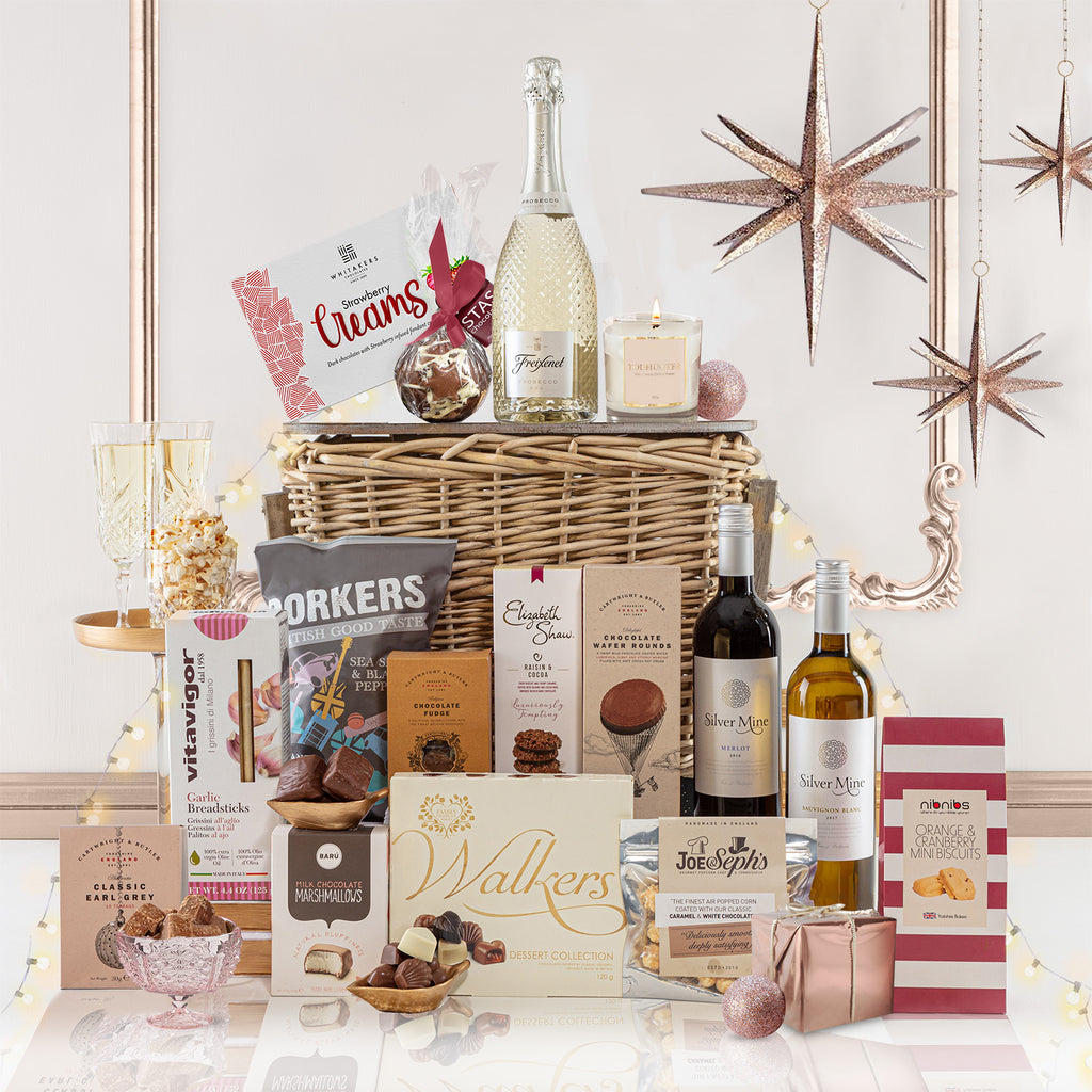 The Decadent Christmas Hamper