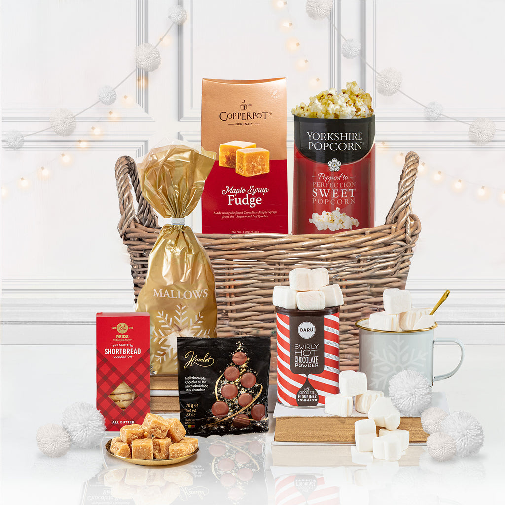 The Hug Basket Christmas Hamper