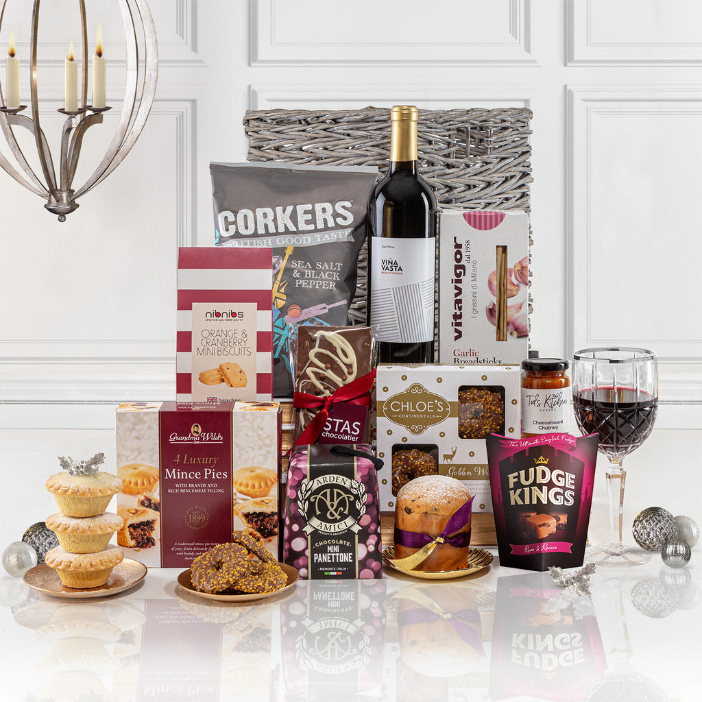 Very Merry Christmas Hamper