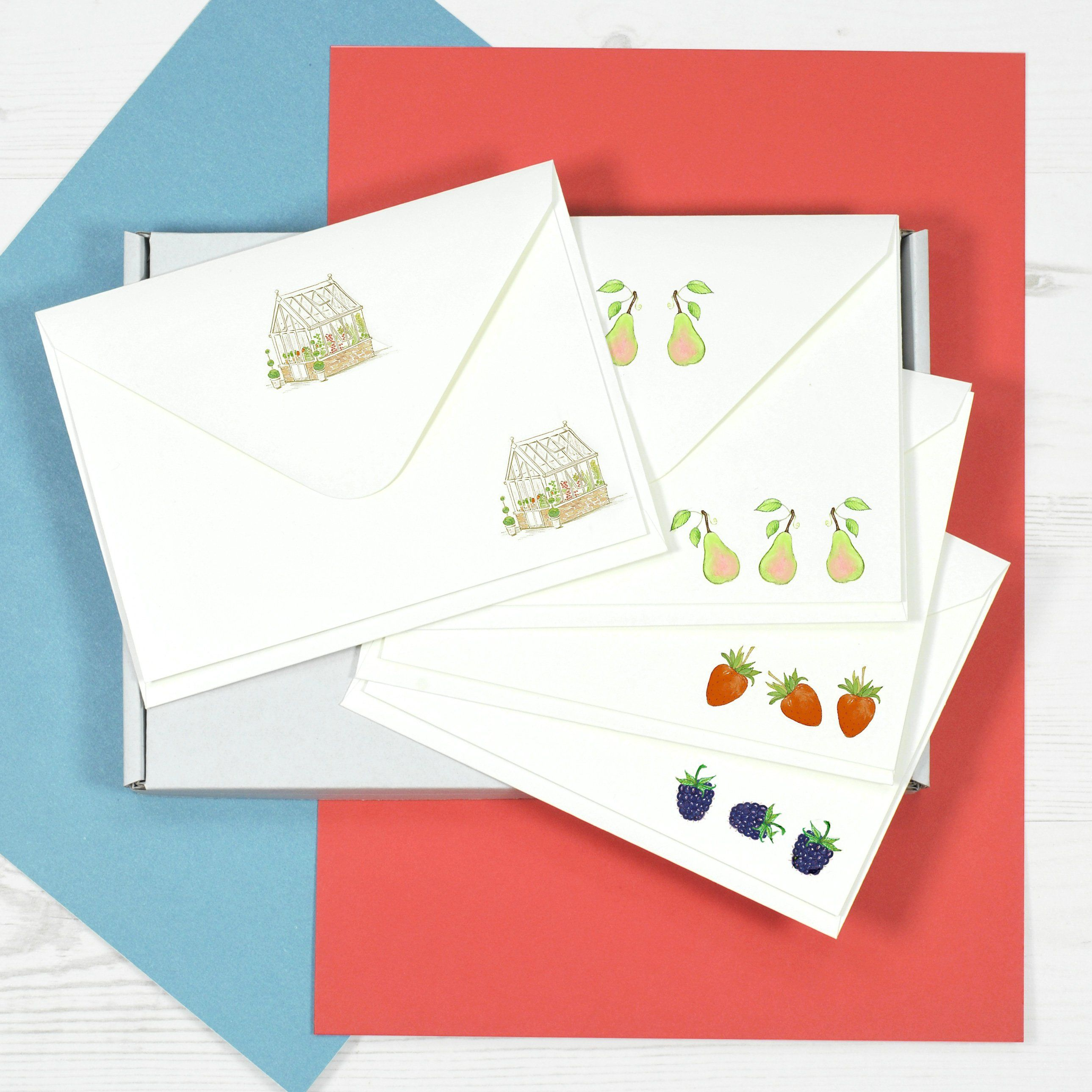 Stationery Set for Gardeners - Single Post Box