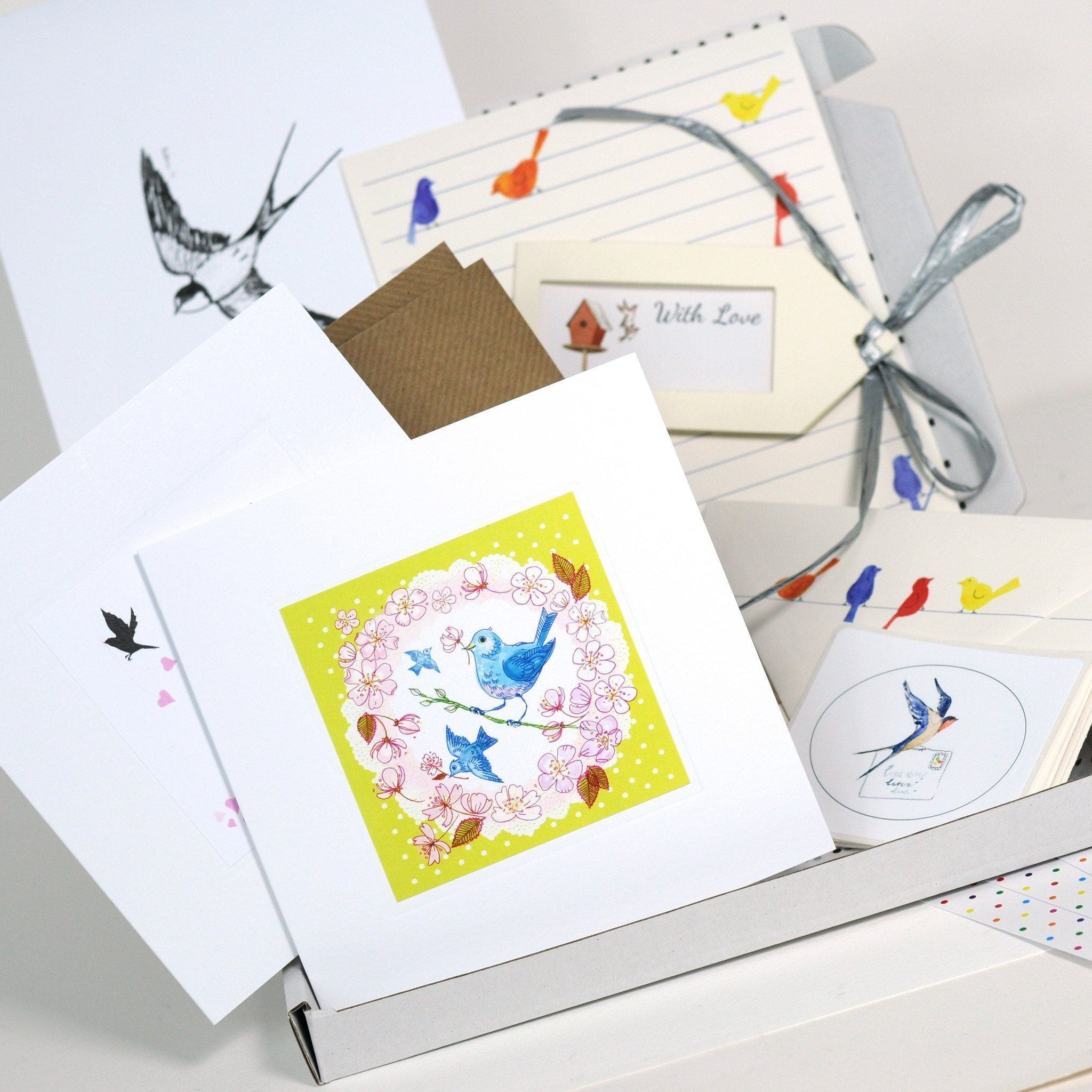 Stationery Lovers 12 Months + free gift
