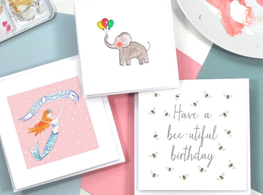 Greetings Cards Happy Birthday Box subscription