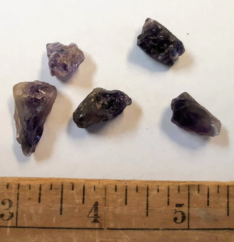 African Amethyst - rough
