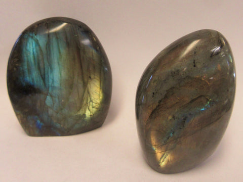 Labradorite polished freeform