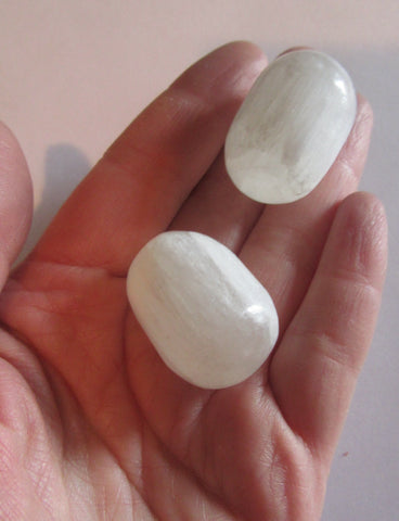 Selenite - Tumbled