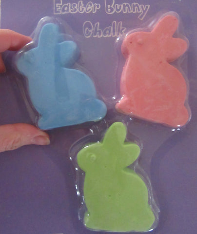 Easter Bunny Chalk