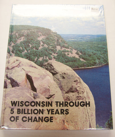 Book: Wisconsin Through 5 Billion Years of Change
