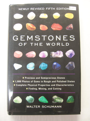 Book: Gemstones of the World