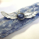 Kyanite Wings Pendant
