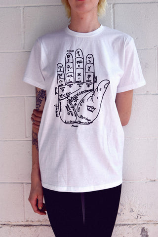 Palm Reading T-Shirt