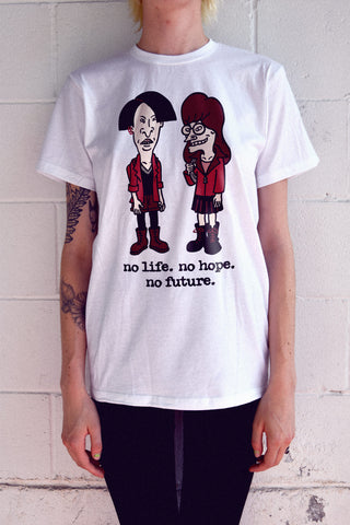No Hope No Life No Future T-Shirt