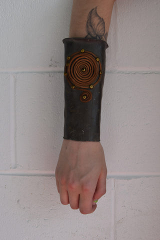 Metal Arm Guard Bracelet