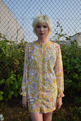 Emilio Pucci For Formfit Rogers Yellow Dress and Tunic